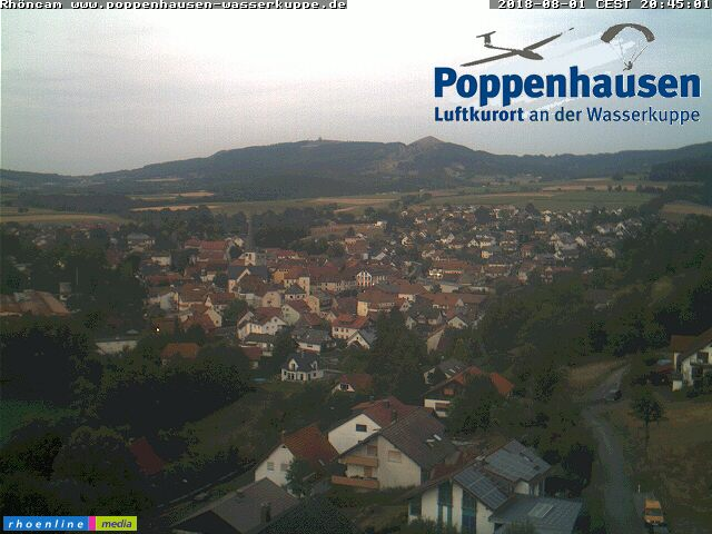 Rhncam Poppenhausen (Wasserkuppe) by rhoenline media &amp; Tourist-Information Poppenhausen (Wasserkuppe)